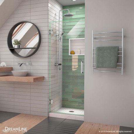 DreamLine Hydrotherapy Shower Panel